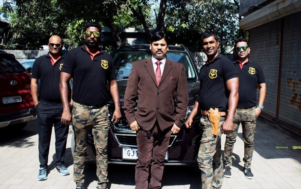 DHRUV - Security Service Agency